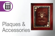 Plaques and Accessories